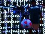 Pepsis Fußball-Drohne (Screenshot: invidis)