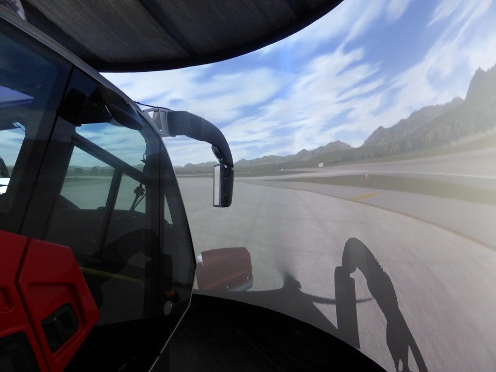 Rosenbauer Simulator (Photo: invidis)