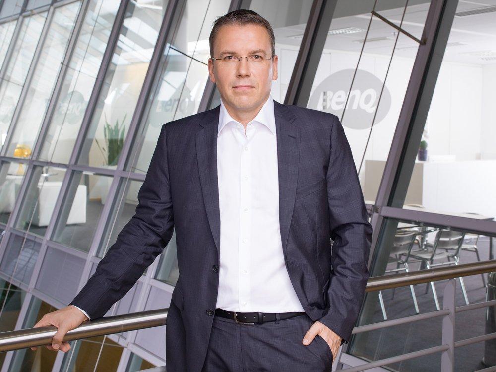 Thomas Müller von BenQ Deutschland GmbH (Foto: BenQ)