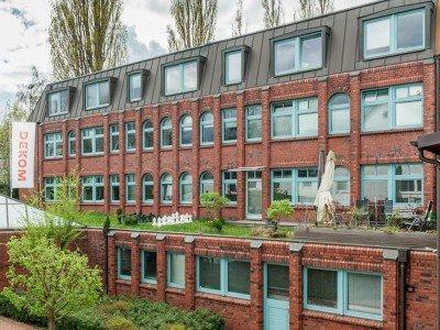 DEKOM-Zentrale in Hamburg (Foto: DEKOM)