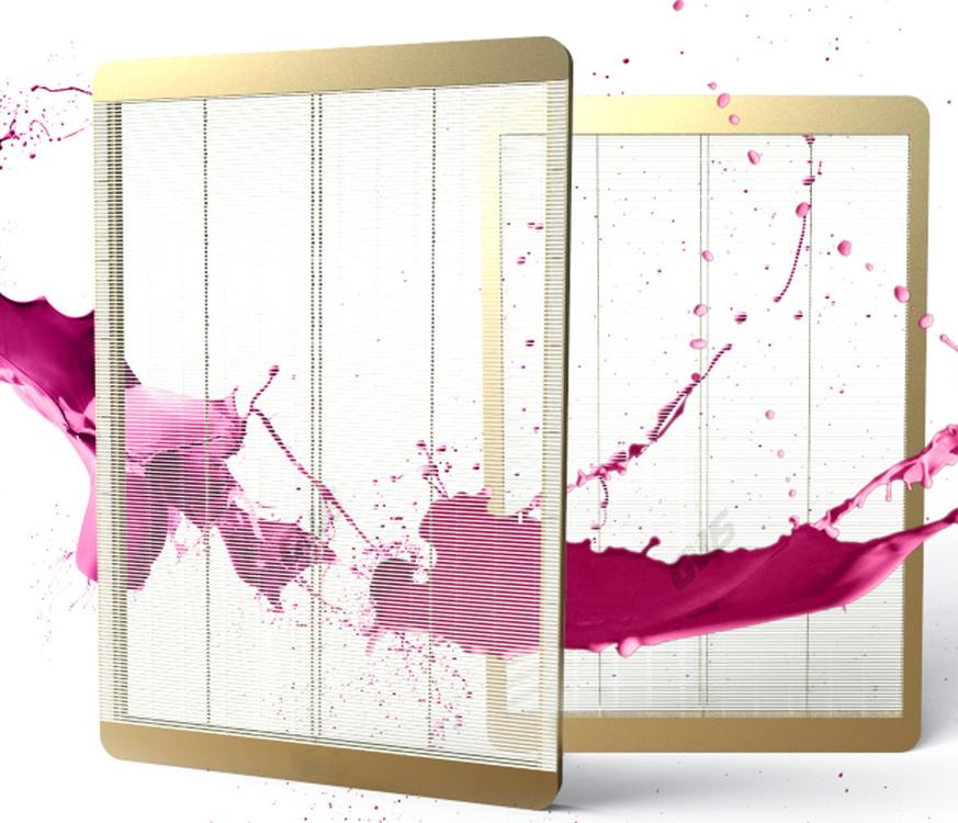 Der Begriff Screen wird immer relativer - TLED Glass-Module (Foto/ Rendering: Crystal Display Systems)