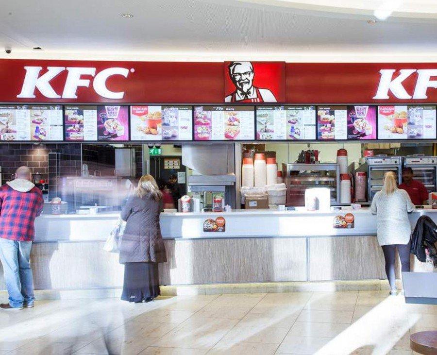 Filiale von KFC in Großbritannien (Foto: KFC)