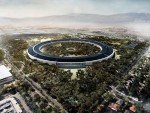 Geplanter Apple Campus 2 in Cupertino (Rendering: Foster + Partners)