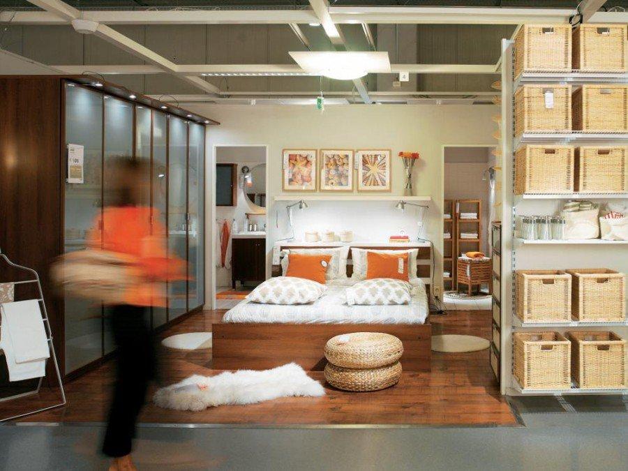 Möberlausstellung in einem IKEA-Einrichtungshaus (Foto: Inter IKEA Systems B.V. )