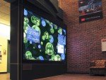 Prysm Video Wall am Boston University College of Engineering (Foto: Prysm)