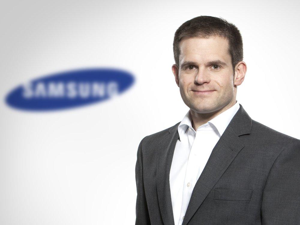 Interview mit Martin Gross von Samsung Electronics GmbH (Bild: Samsung)