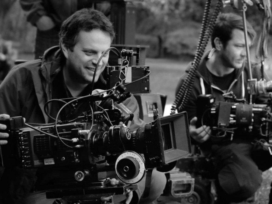 "Tatort-Folge ""Himmelfahrt"" - Filmcrew am Set (Foto: Panasonic)"