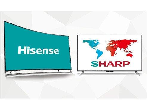 Hisense übernimmt amerikanisches Sharp-Geschäft (Foto: Hisense)