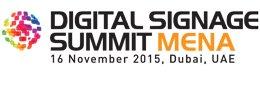 Digital Signage Conference MENA