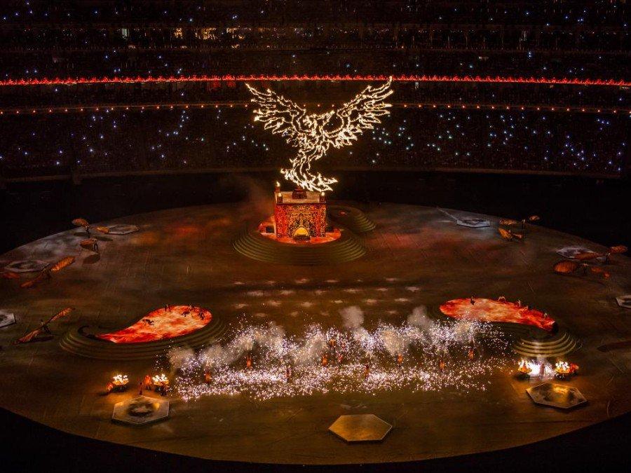 European Games 2015 - Abschlussfeier in Baku (Foto: Ralph Larmann)