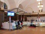 Hauptbahnhof in Nürnberg - neues Aufrufsystem der Deutschen Bahn (Foto: Netvico)