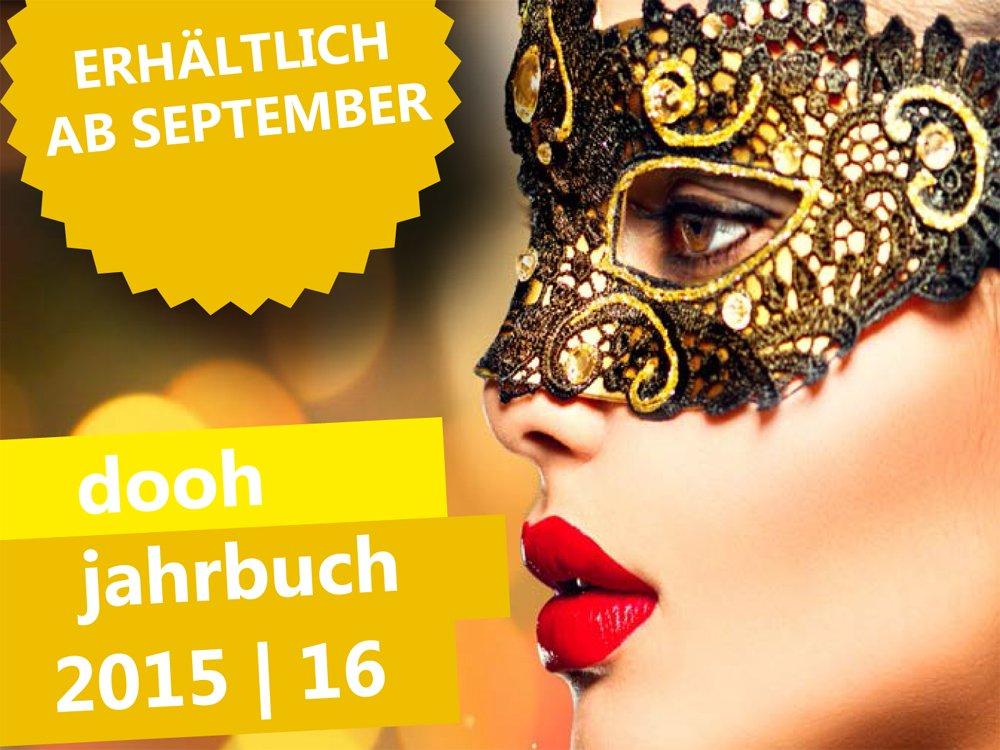 "Das ""invidis DooH Jahrbuch"" ist ab September 2015 erhältlich (Bild: invidis)"