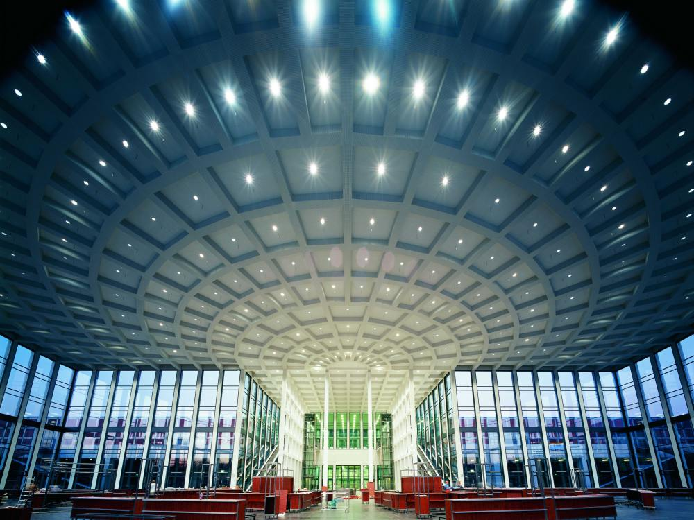Messe Berlin - Haupteingang Süd (Foto: Messe Berlin)