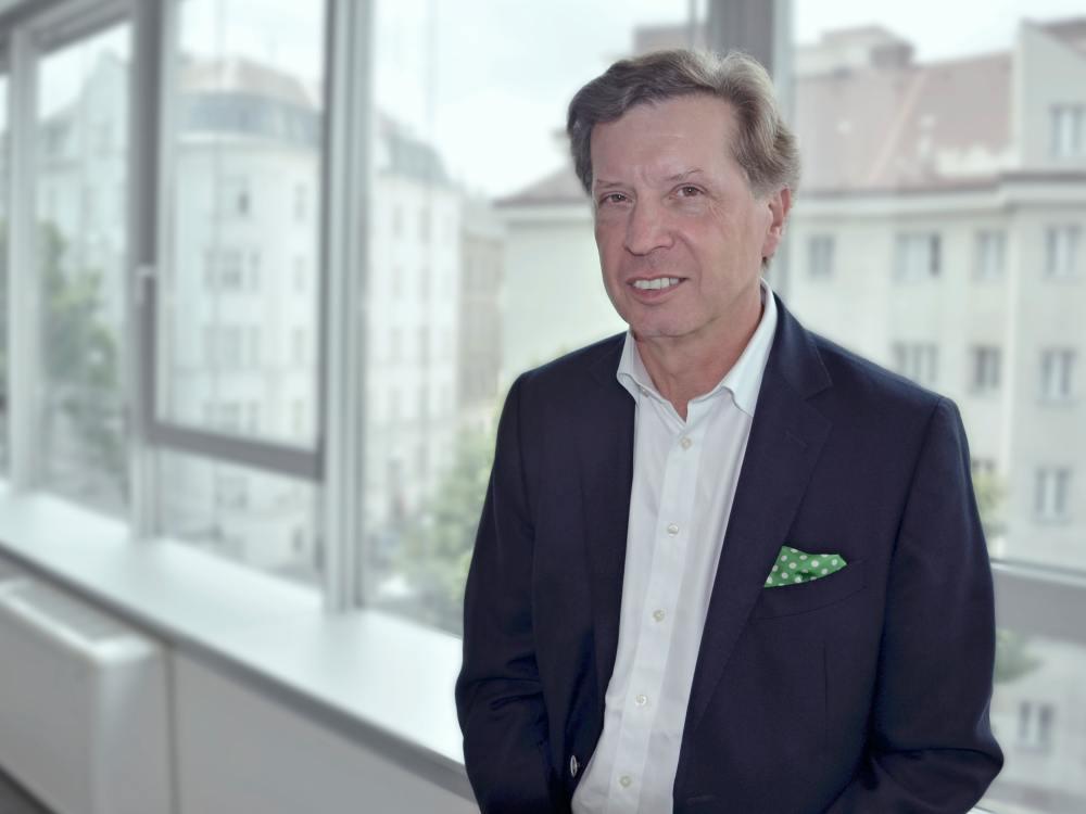 Michael Klemen, neuer Vice President Sales (Foto: Grassfish)