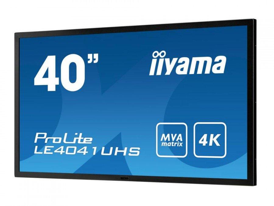 Premiere für 4K bei iiyamas Professional-Screens - ProLite LE4041UHS (Foto: iiyama)