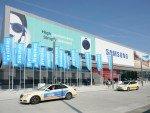 Samsung mietete den CityCube erstmals zur IFA 2014 (Foto: Messe Berlin)