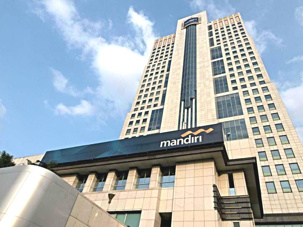 Zentrale der Bank Mandiri (Foto: Bank Mandiri)