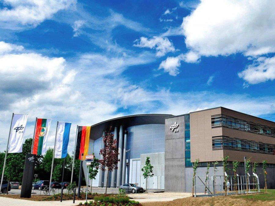 Zentrums für Leichtbauproduktionstechnologie (Foto: DLR)
