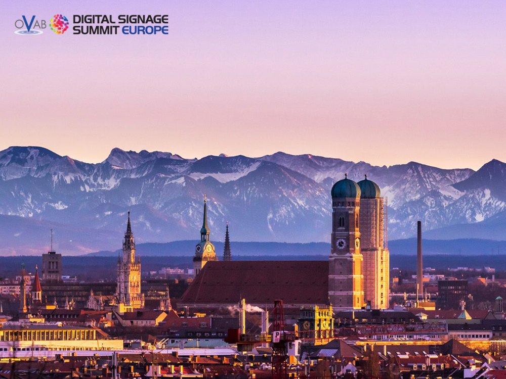 Noch eine Woche Early Bird-Tickets für den OVAB Digital Signage Summit Europe 2015 in München (Bild: Fotolia)