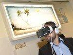 Bietet auch immersive Erlebnisse: Reisebüro der Zukunft (Foto: Thomas Cook)
