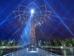 Der Tree of Life auf der Expo 2015 (Foto: Luigi Caterino / Balich Worldwide)