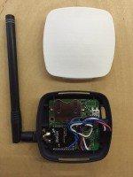 Diese IoT Beacons arbeiten bidirektional (Foto: Amsterdam Beacon Mile)