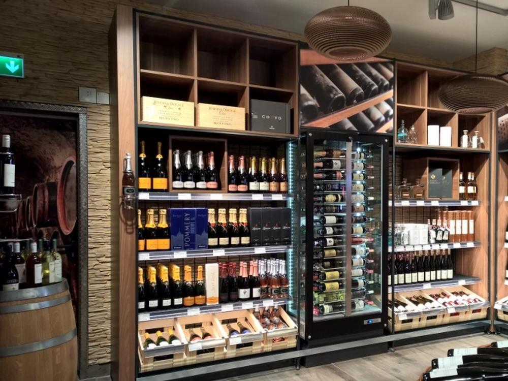Prima Klima - auch für den Wein (Foto: Umdasch)