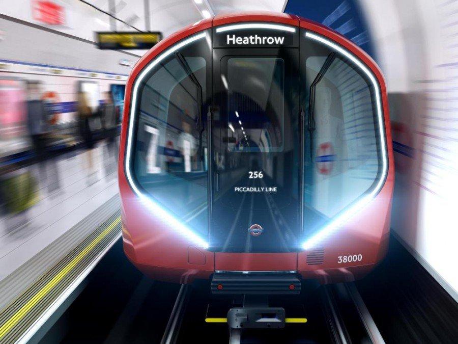 U-Bahn in London (Foto: Transport for London)