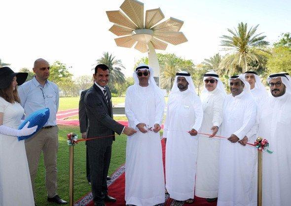 Launch of Dubai Smart Palm (Photo: Dmedia)