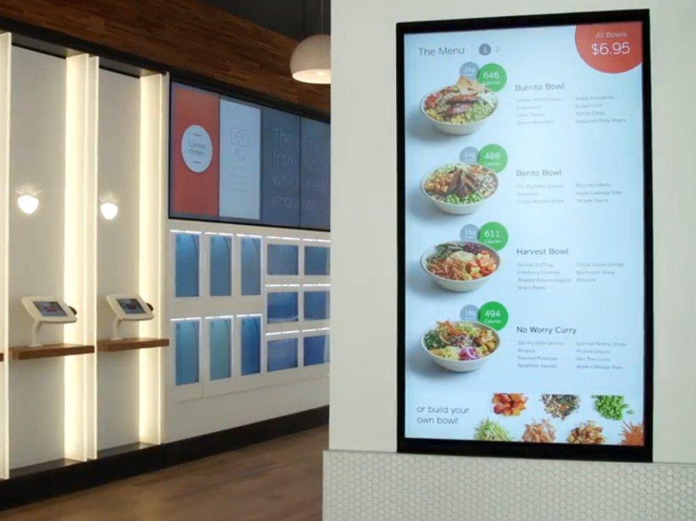 Innovative Konzepte mit transparenten Displays (Foto. Screenshot)