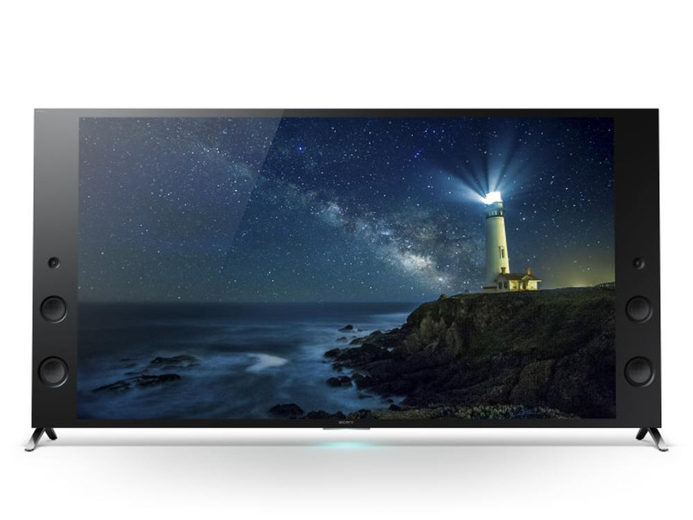 Auch Sony hat HDR kompatible Bravia UHD TVs angekündigt (Foto: Sony)