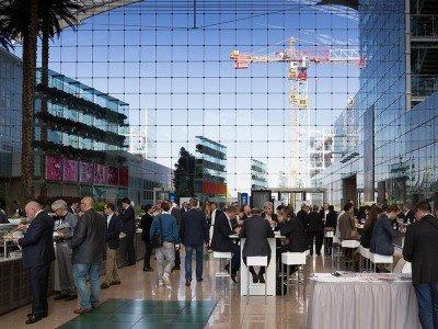 Besucher beim DSS Europe 2015 (Foto: invidis)
