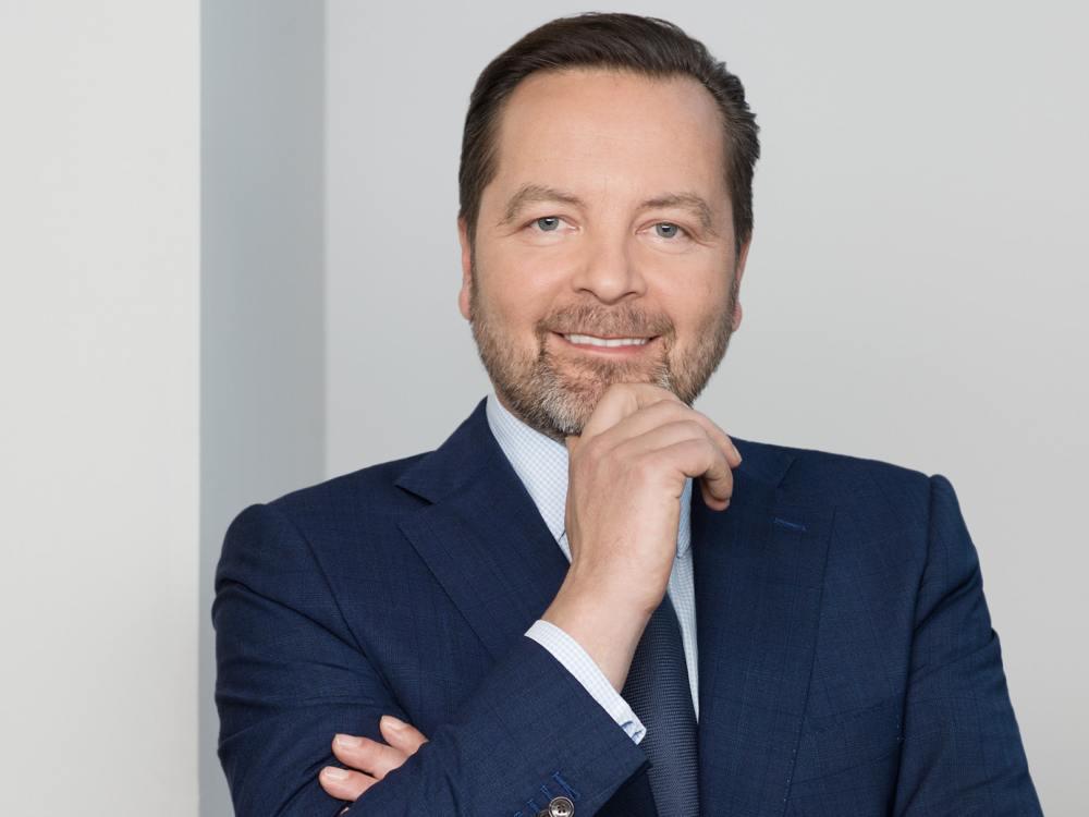 Daniel Wall, seit 2007 Vorstandschef der Wall AG (Foto: Wall AG)
