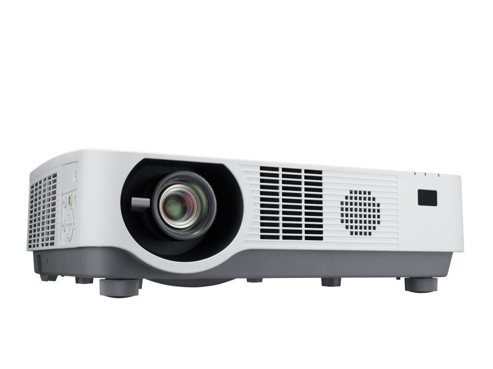 Neuer 5.000 ANSI Lumen Projektor P502HL (Foto: NEC)