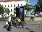 Viele Grüße retour aus München (Foto: invidis)