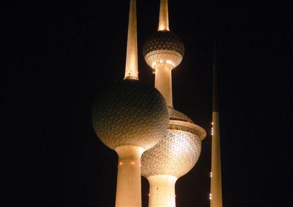 Kuwait Towers (Photo: xiquinhosilva CC BY-SA 2.0)