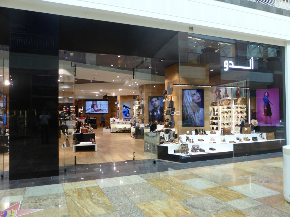 Aldo Flagship store at Dubai Festival City (Photo: invidis)