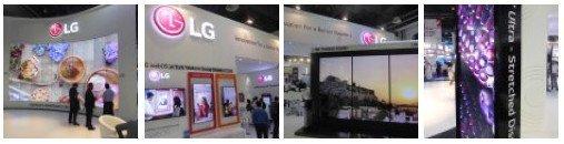 LG Digital Signage at Gitex 2015 - Photo Gallery
