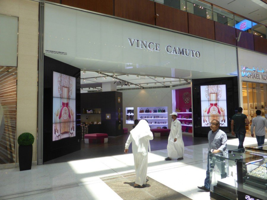 Demand for Digital Signage is high (Photo: invidis)