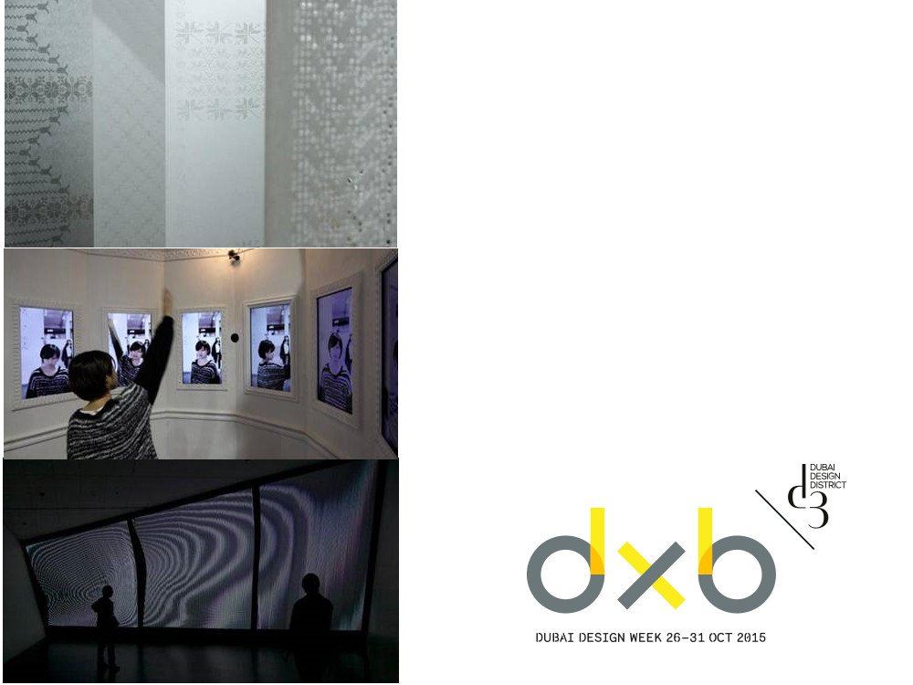 1. First Dubai Design Week (Photo. DDW)