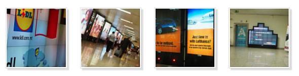 Hier geht es zur Bildergalerie Digital-out-of-Home Medien am Airport Malta