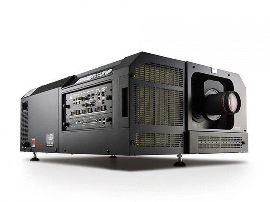 Barco Digital Cinema Projektor DP2K-10S (Foto: Barco)