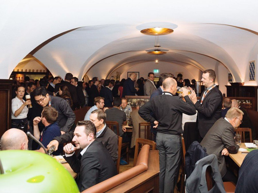 OVAB DSS Europe - Bildergalerie zum Evening Event 2015 (Bild: Steffen Horak)