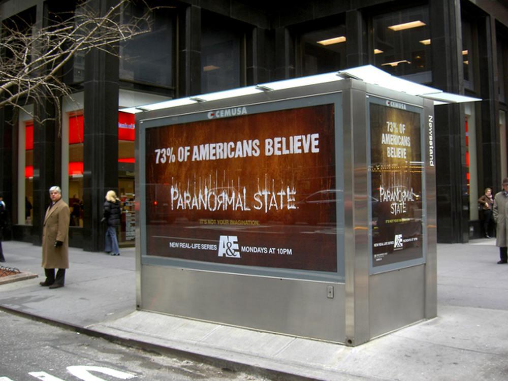 CEMUSA Wartehäuschen in New York - Street Furniture Rechte gehen an JCDecaux (Foto: CEMUSA)