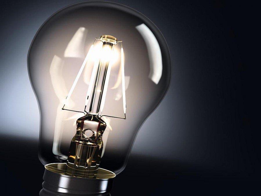 Diese Glühlampe tut nur so als ob - LED Lösung Soleriq L 38 als Lichtquelle (Foto: OSRAM Opto Semiconductors)