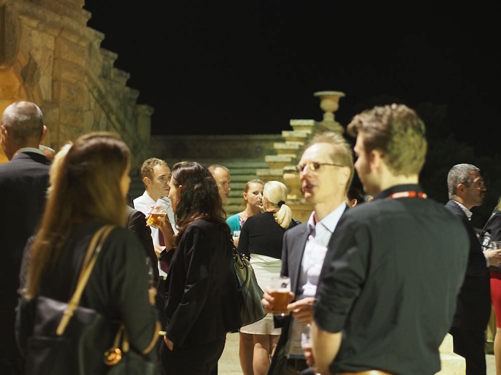 Fachpublikum auf dem Pre Event der Inspire Expo 2015 (Foto: invidis)