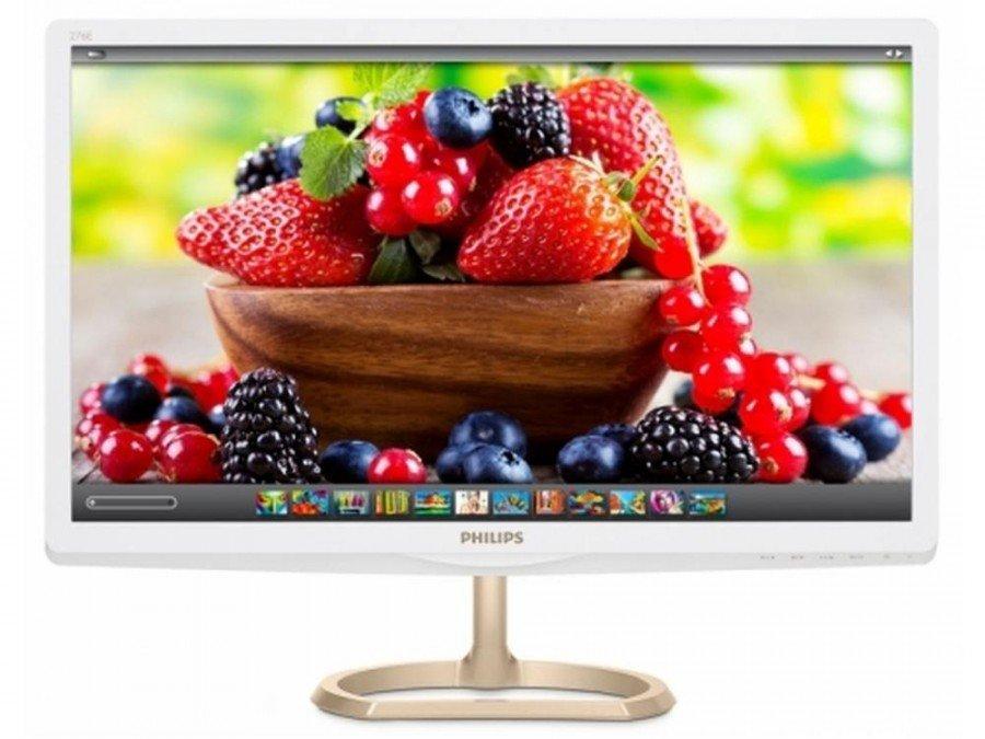 Screen mit Cadmium Quantum Dot Technologie Philips 276E6ADS (Foto: MMD)