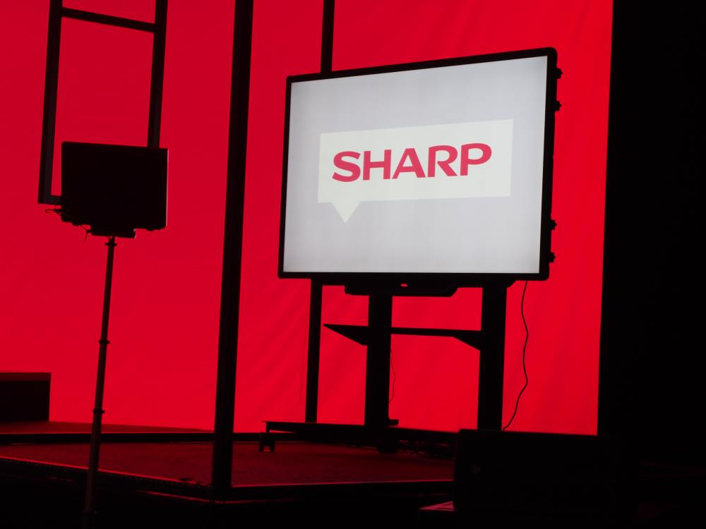 Sharp enthüllt Strategieschwenk in Malta - Visual Soltions und Document Solutions rücken eng zusammen (Foto: invidis)