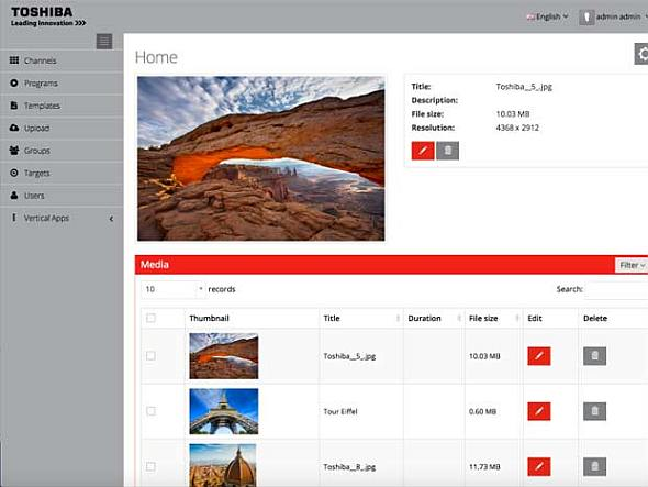 Toshiba Business Vision - ab jetzt in DACH verfügbar (Foto: Toshiba)
