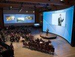 Zur Eröffnung des Lang Forums kamen mehr als 200 Fachbesucher (Foto: Lang AG)